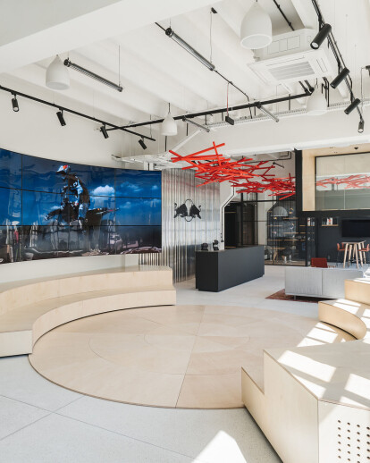 Red Bull Offices