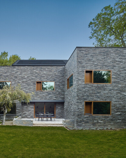 N8A - Extension of a single-family house