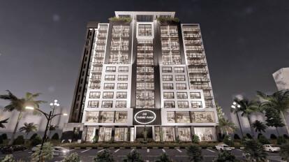Architecture In Pakistan 2021 - GM Icon 3 Bahria Town Karachi   mimAR