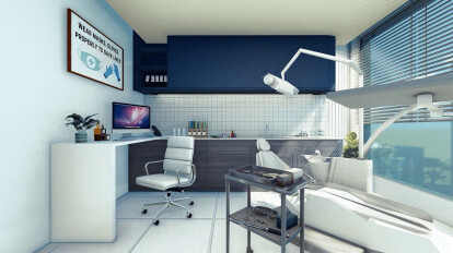 3D Architectural Visualization - Doctor's Plaza Showreel   mimAR