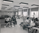In 1966, the Campus Center was a commuter lounge, a living room for students who lived off-campus and needed a place to sit between classes.