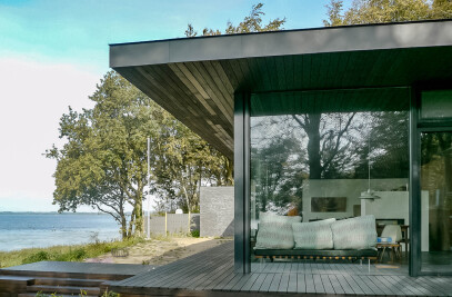 Weekend House on the Water