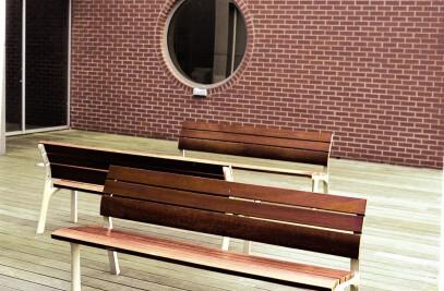 Neoromantico Bench