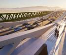 The 'empty' bridge - the bridge without platforms