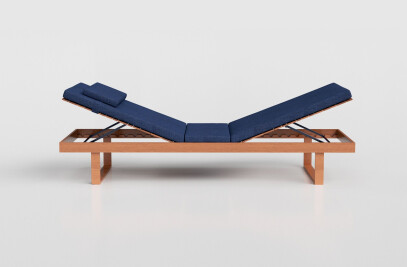 Fusion Chaise Double Recline