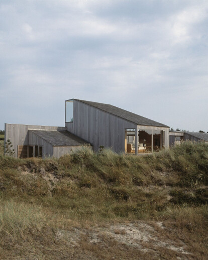 Summer house at Kandestederne