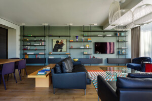 Apartment Near Vake Park