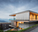 House K in the Alps