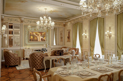 Luxury Residential Royal Palace