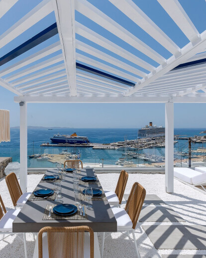 Sealine Villas - Mykonos
