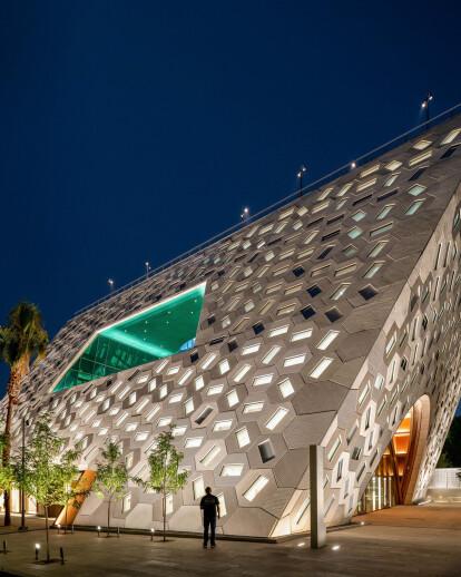 Audrey Irmas Pavilion