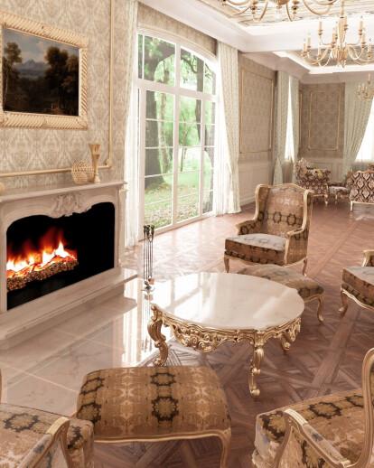 Exquisite Luxury Mansion Design