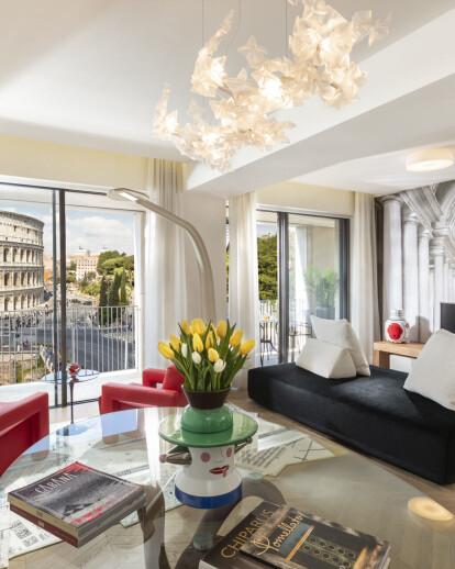 Palazzo Manfredi Suites
