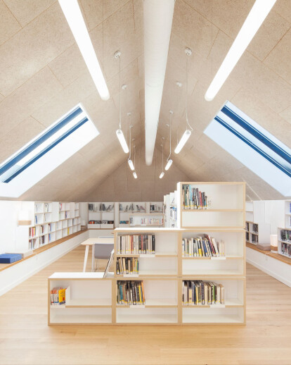 House of culture – Media Library
