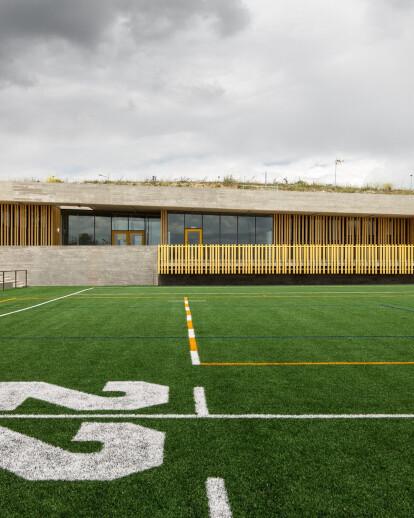 Antonio Martín Sports Field