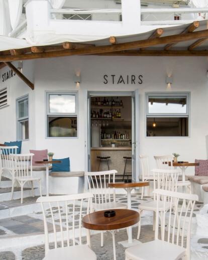 Stairs café - bar