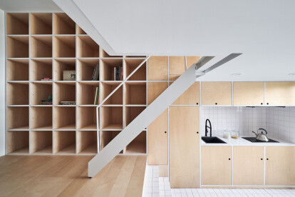 XS House Taipei a prototype for smart living in a metropolitan city
