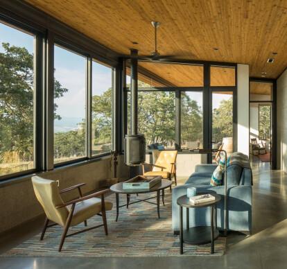 High Prairie Residence