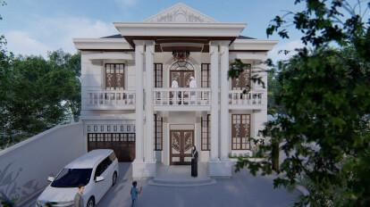 Classic House Design (Under Construction)