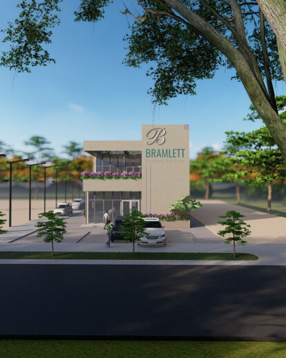 Bramlett Office Concept
