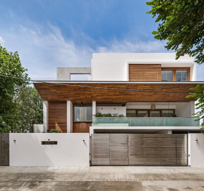 The Urban Courtyard Home
