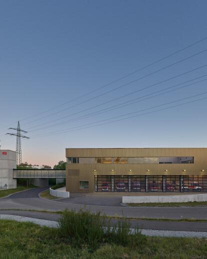 Fire and Emergency Station Schwaikheim