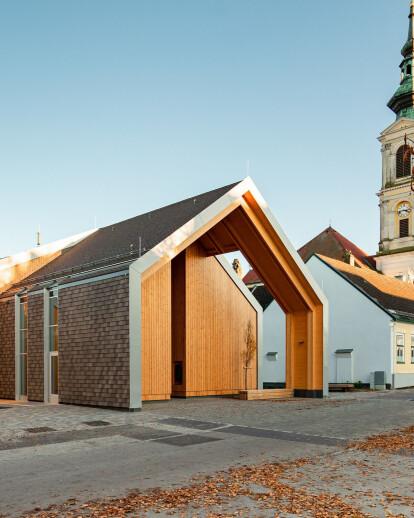 Community Center Großweikersdorf