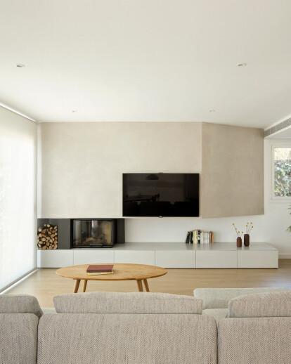 Interior Renovation - ALE