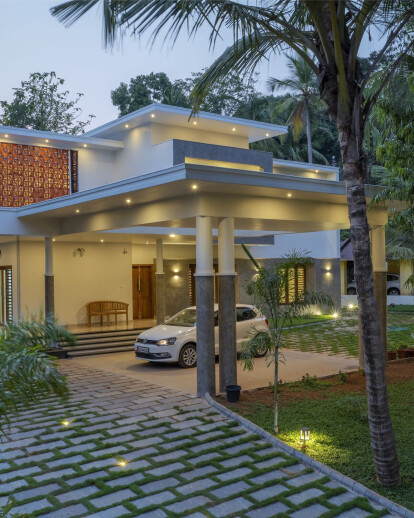 The Manjeri Residence