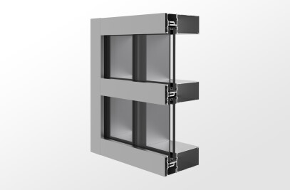 YHC 300 SSG – Impact Resistant and Blast Mitigating, Structural Silicone Glazed Curtain Wall System