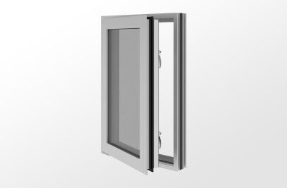 YOW 350 XT High Performance and Thermally Broken Operable Window