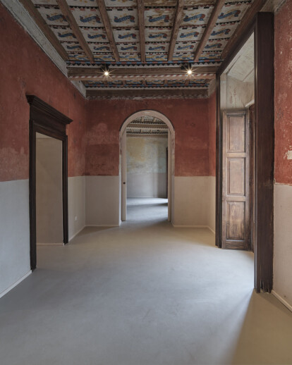 Restoration and functional recovery of Villa Nigra