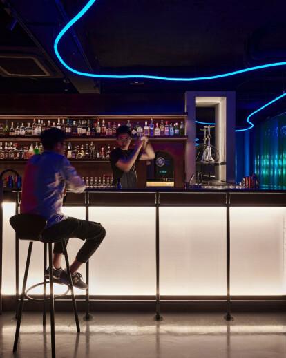 Kedi Tonight shisha bar