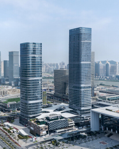 Hengqin Port Mixed-use Development