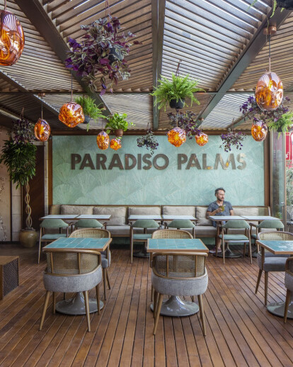Paradiso Palms Cocktail Bar