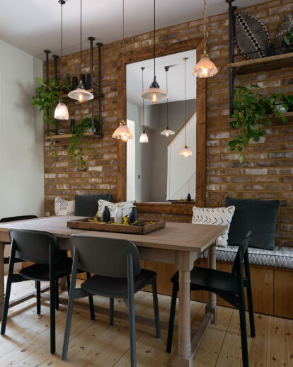 Culinary-Inspired Home