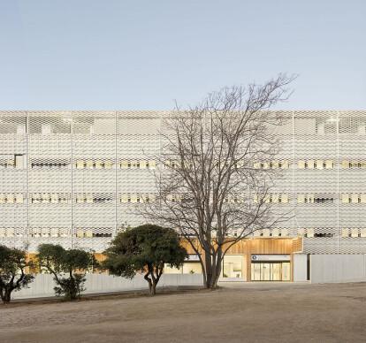 Edifici Hospitalari Pere Virgili