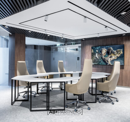 GBG HEADQUARTERS. OFFICE SPACES