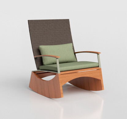 Ioio Rocking Chair Standard