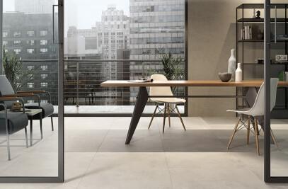 Nave New Cement Effect Porcelain Tile