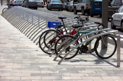 Bicilinea Bike Rack