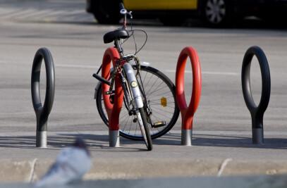 Key Bike Rack
