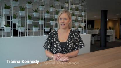 Ricoh Australia Video Testimonial - Tianna Kennedy
