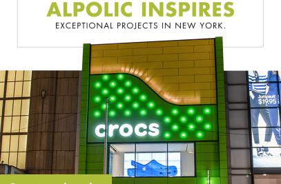 ALPOLIC® MCM Solid Color Series