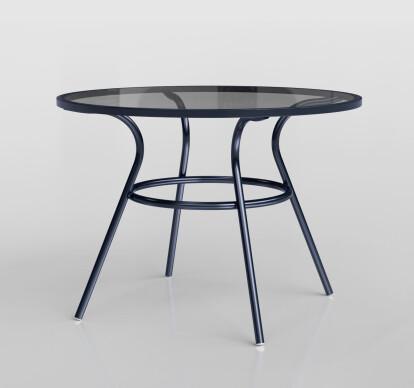 Marina Table ø100 cm - Glass