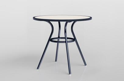 Marina Table ø80cm - HPL