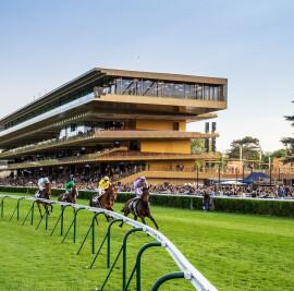 Paris Longchamp Racecourse